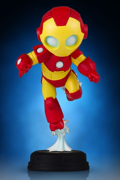 Gentle Giant Marvel Animated Iron Man Statue